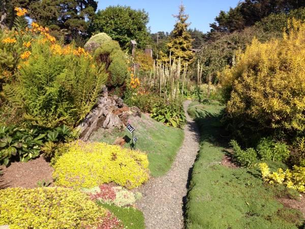 Our inspiration the california garden - Mendocino coast botanical gardens ...