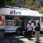 Rogers Gardens Restaurant Truck